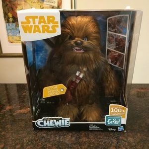 NEW Star Wars Ultimate Co-Pilot Chewie - FurReal